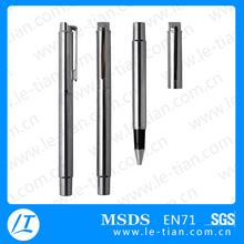 LT-BP002 Metal pen with cap metal roller pen