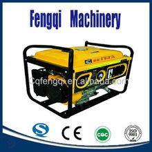 6.5KW portable CE/CARB/EPA generator generator