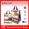 eco-friendly RPET laminated shopping bag