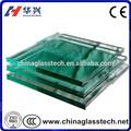 4mm/5mm/10mm telhado de vidro/vidro temperado m2 preço