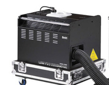 Super power!!! stage effect JYO-G 3000W super low smoke machine with superior quality perfect for large stage show.