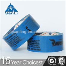 BOPP printed tape/packing tape /heat resistant/waterproof