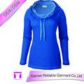 venda quente das mulheres pullover hoodeis printted camisolas de malha indústria na china mulheres adultas