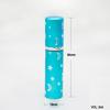 Fancy glass perfume bottle sprayer pump