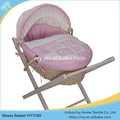 Top quanlity panier de bébé ensemble bébé couffin bassinet