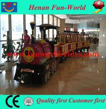 Factory sale trustable quality tourist train