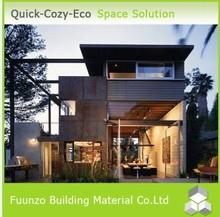 Modern Luxury Prefab Steel Structure Ready Made Villa