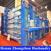 fully automatic cage for breeding birds/galvanized welded wire mesh cheap/chicken house heater
