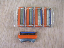 Hot Razor blades men shaving Grade AAA+ Standard for RU&Euro F4