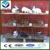Metal rabbit cage breeding /hot dipped galvanized rabbit cage
