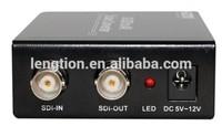 SDI To SDI+VGA with Audio Converter SD-SDI HD-SDI 3G-SDI SMPTE 425M Level A & B 424M 292M 259M-C CRT LCD PC CCTV camera