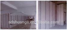Precast lightweight concrete wall panel mould