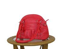 new design leather camera bag for girls