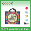 Colorful RPET&PET gifts eco shopping bag