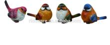 """2015 New Mini Resin Bird 2.75"""" x 1.50"""" x 1.75"""""""