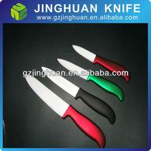 super sharp 3 inch ceramic fruit knife/ceramic knife case