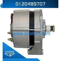 100% new made in china 27A bosch 24v alternator for mercedes ,oem:0120489707,CA341IR
