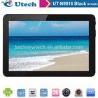 10 tablet pc sim card with dual cameras