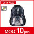 2014 deisgn novo e de alta qualidade dos desenhos animados kids mochila, mochila de nomes de marca, mochila de lojas