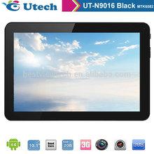 10.1'' MTK6582 cheap quad core tablet pc with dual sim card slot black