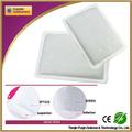 De la marca fuqin cuidado de la salud producto del cuerpo más caliente el parche/esterasdecoches caliente pack