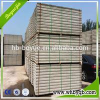 Energy saving cheap eps lightweight exterior wall siding panel