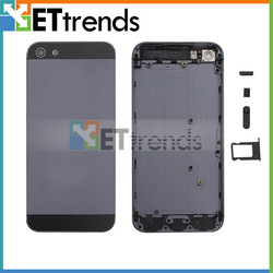 OEM replacement parts for iphone 5 back cover housing
