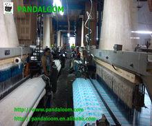 terry towel rapier loom computerized jacquard weaving machine