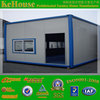 flat packed prefab shipping container home design ,sandwich panel container cabin
