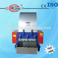 China manufacture plastic crusher/pp pe film aluminum foil crushing machine