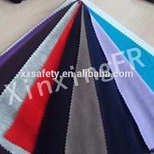 C100% 260gsm anti-acid & alkali and flame retardant fleece knitting