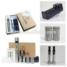 new 2014 ecigarettes vamo v6 electric cigarette ego vaporizer pen yocan thor