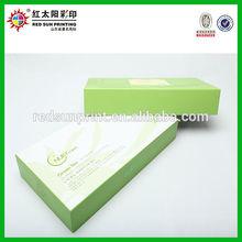 Handmade Cardboard Gift Box Custom Made Branded Box