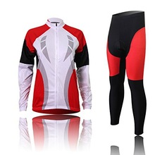 newest 2014 Pro team white and red winter cycling apparel /long sleeve casteil cycling apparel /cycling jacket for men