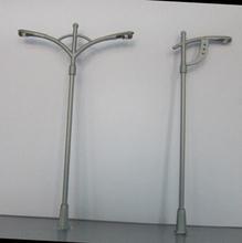 Alliage 1:50~1:200 miniature échelle réverbère modèle pour le modèle d'architecture disposition/la mise en train/mise en scène