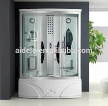 fashion design adult portable complete massage shower room