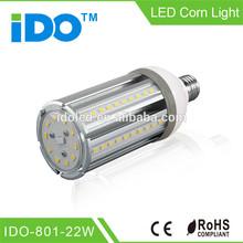 Garden and street high power UL listed led lights / led corn bulb light 30-50 w