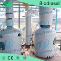el biodiesel del medio ambiente de la máquina de reciclaje de residuos de aceite de cocina