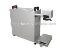 portable mini fiber laser marking machine for Fishing rod