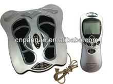 Sharper Image Deep Kneading Shiatsu vibrating foot massage reflexology equipment with Heat