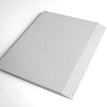 Natural Color Hard Gray Board Paper
