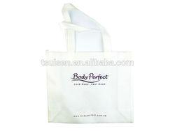 Promotion shopping non woven bag design , shop name ideas non woven bag