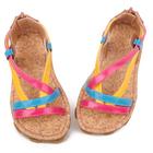 Wholesale Kid Sandal For Girls Flat Girl Shoes Manufacturer