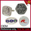 China Professional Factory Cheap Custom Metal Cufflinks