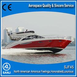 SANJIANG 45 FLYBRIDGE MOTOR YACHT/cabin boat