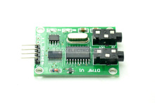 Electronics Decoding And Encoding Module 5V Dual Tone Multi-Frequency DTMF V1 Signal