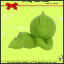 Practical music baby mini portable speaker