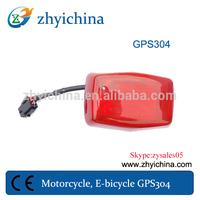 gps tracker motorbike GPS-304A taillights shape outdoor installation gps tracker