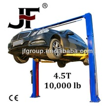Comfortable Use auto service lift four legs