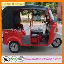 200cc India Bajaj style motor tricycle Taxi/bajaj three wheeler auto rickshaw/bajaj passenger three wheel scooter